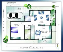 House Plans 1800 Square Feet Amazing 700sft House Plan Photos Best Image Contemporary Designs