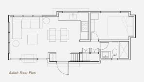 small homes floor plans the salish floor plan residential park models small homes