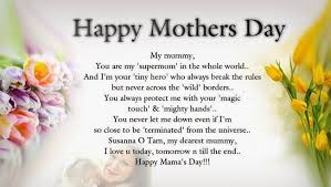 to the best mom happy mother s day card birthday easy short best happy mother s day poems in english happy
