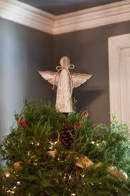 christmas tree angel christmas tree topper angel decoration angel tree topper