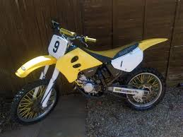 suzuki rm 125 1995 super evo in redditch worcestershire gumtree