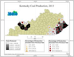 West Virginia Map With Counties by Kentucky U0027s Coal Counties Acted Like West Virginia U2013 But Weren U0027t