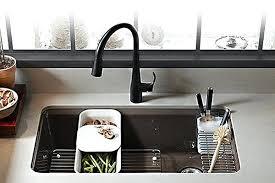 prolific stainless steel kitchen sink prolific undermount stainless steel 33 in single bowl kitchen sink