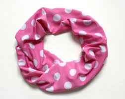 polka dot scarf etsy