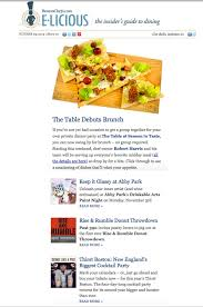 Daily Table Boston Press 2014 U2013 Thirst Boston