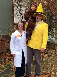 Curious George Costume Costume Lessons On Halloween Big Sky Bound