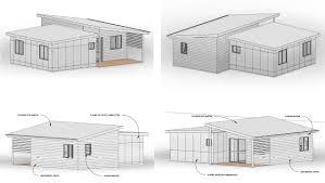 ibuild lekofly modular homes l60 2 bedroom cabins