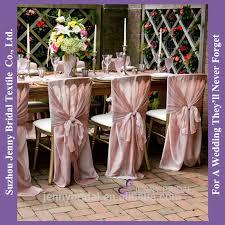 chiffon chair sash c407a new style chiffon chair covers tie back blush chair sashes