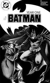 batman year one batman year one cover by markhossain on deviantart