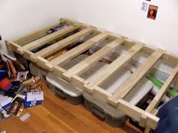Nomad Bed Frame Nomad Bed Frame White Bed