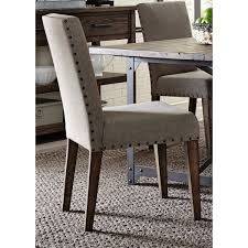 Wayside Furniture Akron Oh by Liberty Furniture Caldwell Upholstered Dining Side Chair With