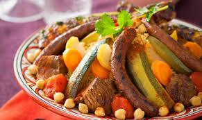recette cuisine couscous tunisien couscous royal recette az