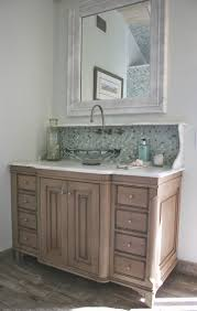 Bathroom Vanities Country Style Bathroom Rustic Bathroom Cabinet Design With Weathered Wood