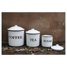 coffee themed canister set target