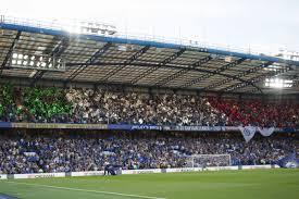 Irish Flag Vs Italian Flag Antonio Conte Welcomed By Chelsea Fans With Tacky Italian Flag Display