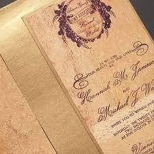 wedding invitations cork cork wine themed letterpress wedding invitation from the plum