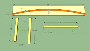 Garden Arch Plans by Garden Bridge Plans Howtospecialist How To Build Step By Step