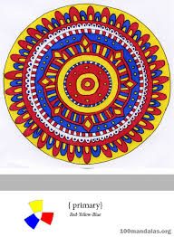 coloring mandalas u2013 how to choose colors to create color harmony