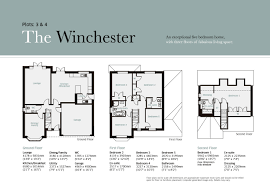 5 bedroom detached house for sale in plot 4 the winchester