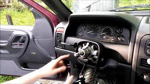 jeep wj grand cherokee steering wheel removal and tsb 19 003 03