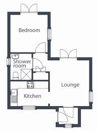 Small Casita Floor Plans One Bedroom Tiny House Floor Plans Under 500 Sq Ft For Retirement