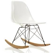 Eames Inspired Rocking Chair Designer Rocking Chairs Swiveluk