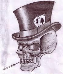 27 skull tattoos