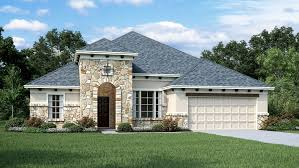 bandera floor plan in long meadow farms texas series