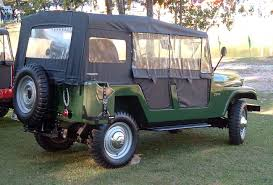 open jeep modified in white colour file willys jeep universal 101 4p jpg wikimedia commons