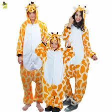 giraffe halloween costumes online get cheap womens giraffe pajamas aliexpress com alibaba