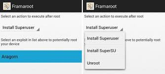how to use framaroot apk framaroot 1 9 3 apk free by alephzain