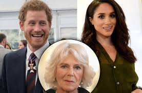 camilla parker bowles dislikes meghan markle with prince harry