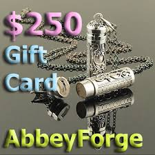 send an egift card send someone you an abbeyforge egift card forge jewelry