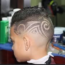 Tattoos Ideas For Kids 10 Hair Tattoos For Kids For Get Cool Guy Look Fash Circle