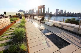 rooftop terrace inhabitat green design innovation house