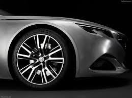 Peugeot Exalt Concept 2014 Picture 37 Of 47