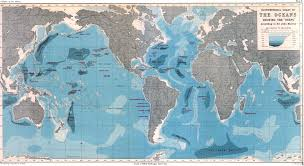 World Map With Ocean Labels by Where Is Challenger Deep U2013 National Geographic Society Blogs