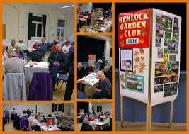 christmas party 2016 hemlock garden club