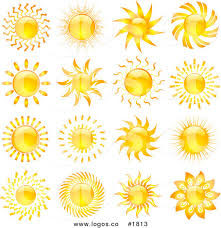 royalty free sunflower stock logo designs
