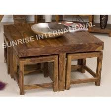 japanese style sheesham wood wooden center coffee table ebay p jpg