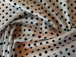 Black And White Polka Dot Curtains Polka Dot Fabric Shower Curtain U2014 Prefab Homes