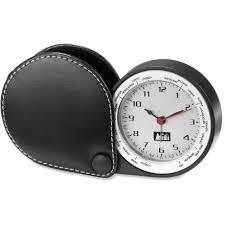 travel alarm clocks images Toiletries accessories travel alarm clock round we go jpg