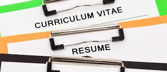 Cv Versus Resume Cv Vs Resume Is There A Difference Interfolio