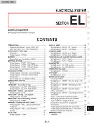 nissan frontier yd25 engine manual system diagram electric navara airbag fuse electrical