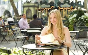 amanda seyfried desktop wallpapers amanda seyfried blondes women tables cafe letters to juliet bare