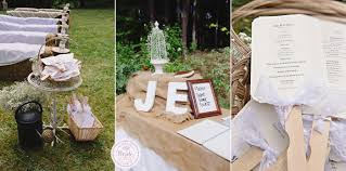 triyae com u003d simple rustic backyard wedding various design