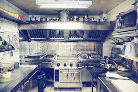general codes and laws for building a commercial kitchen