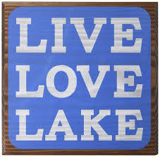 Love Home Decor Sign by Decorative Signs U2013 Lake House Products