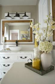 White And Wood Bathroom Ideas 36 Best Farmhouse Bathroom Design And Decor Ideas For 2018