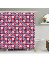 it u0027s on christmas shopping deals on polka dot shower curtains